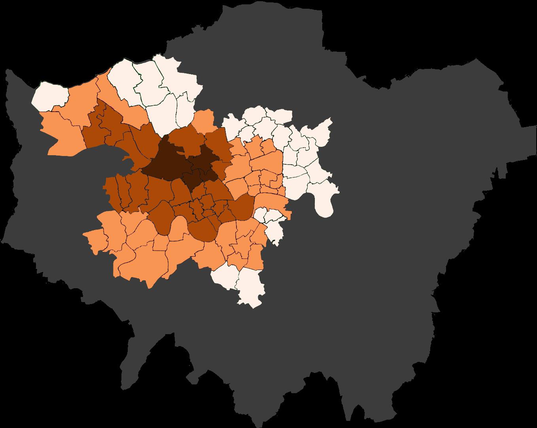Delivery Zones